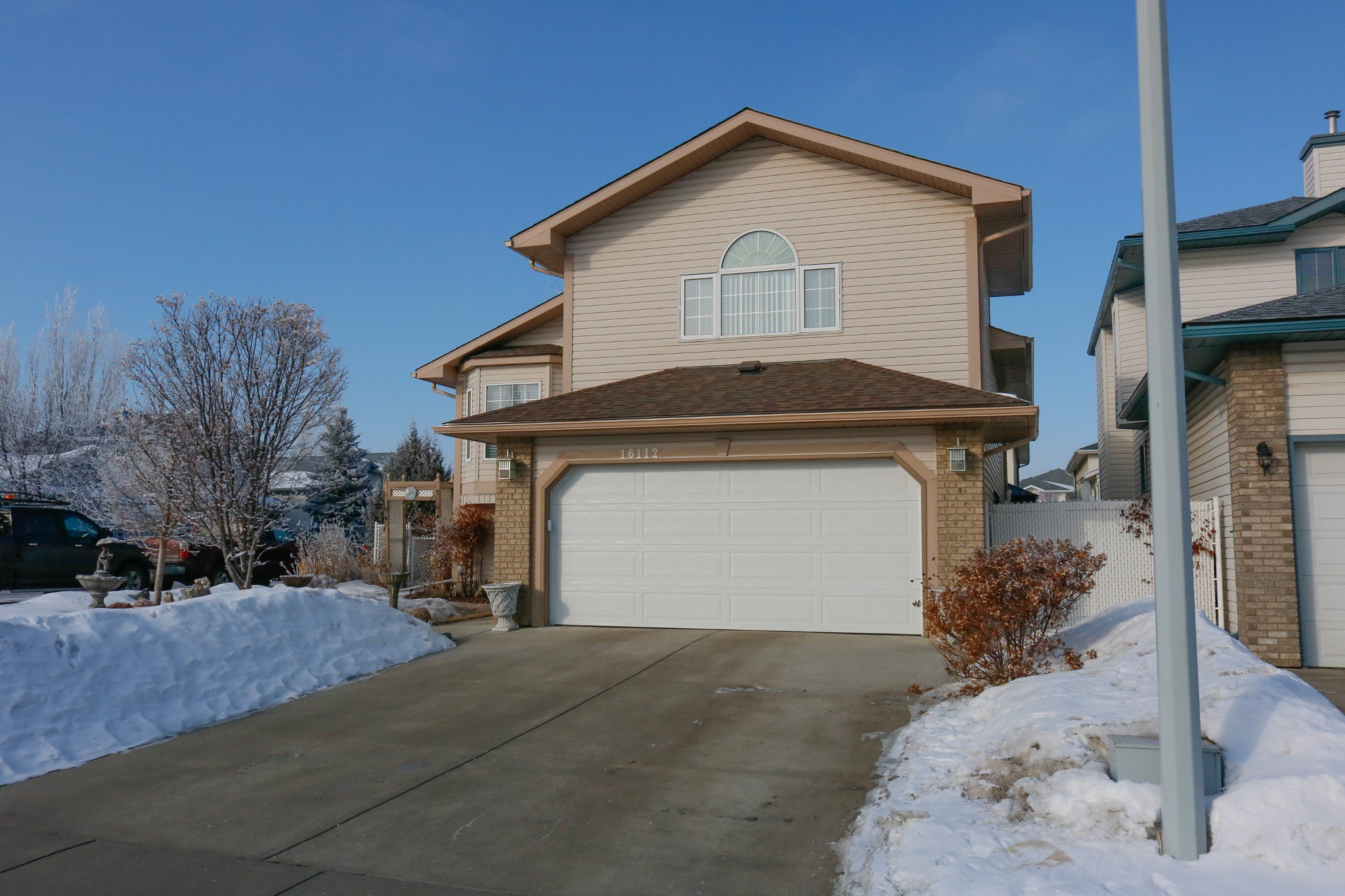 Main Photo: 16112 83 St: Edmonton House for sale