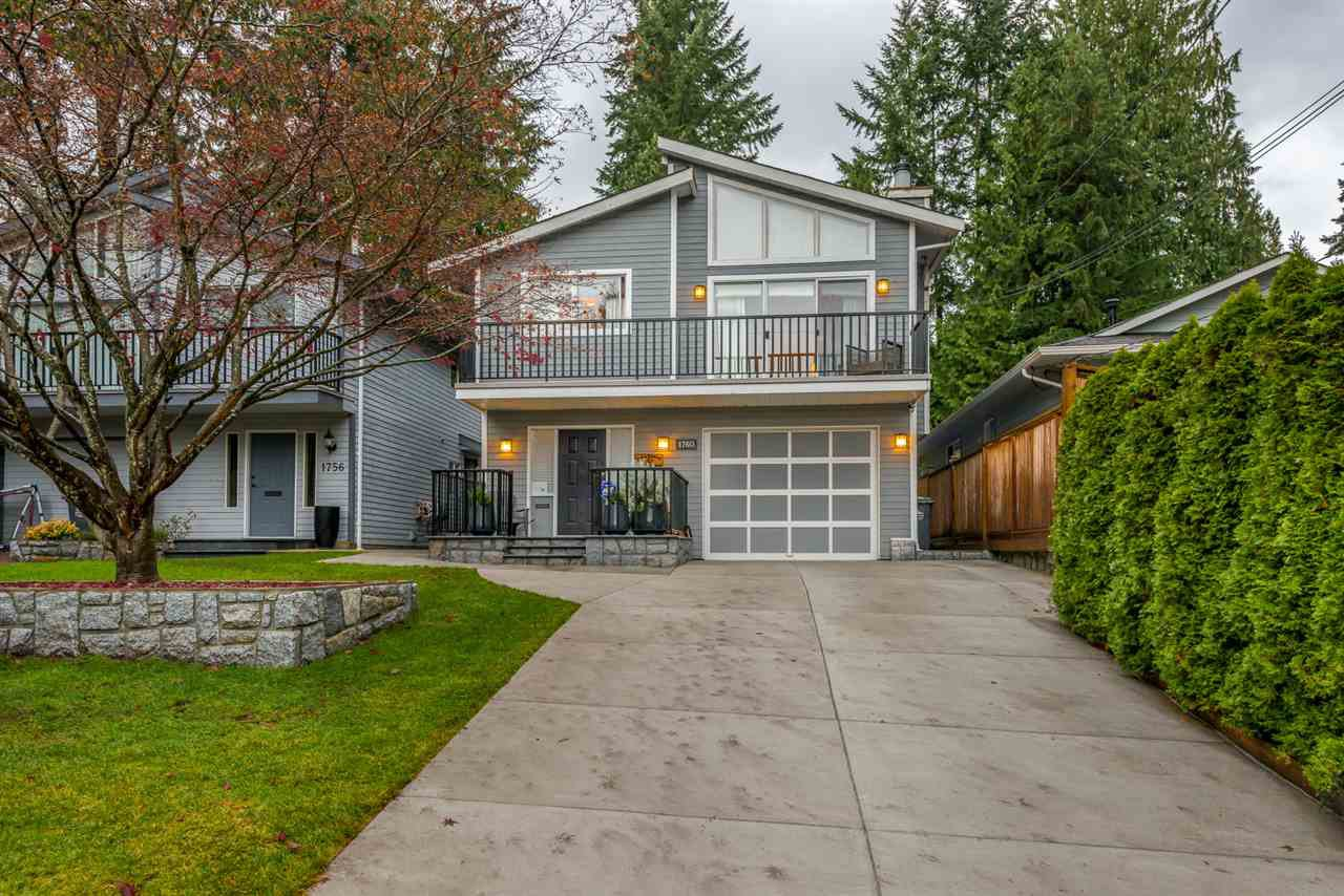 Main Photo: 1760 EVELYN Street in North Vancouver: Lynn Valley House for sale : MLS®# R2518221