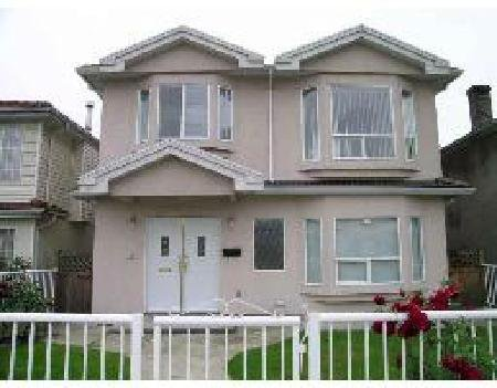 Main Photo: 2952 Grandview Hy: House for sale (Renfrew Heights)  : MLS®# V559403