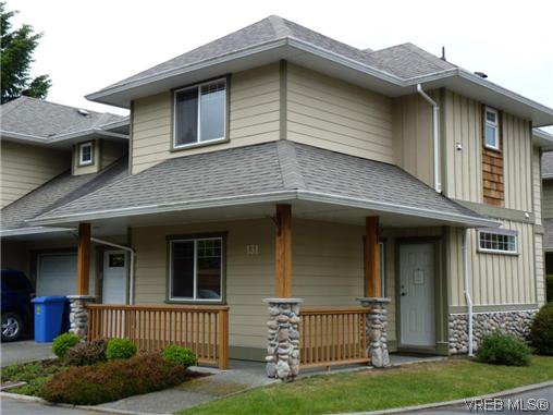 Main Photo: 131 951 Goldstream Ave in VICTORIA: La Langford Proper Row/Townhouse for sale (Langford)  : MLS®# 608963