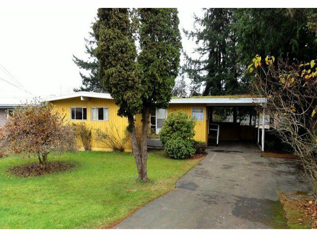 Main Photo: 12479 PINEWOOD CR in Surrey: Cedar Hills House for sale (North Surrey)  : MLS®# F1304141
