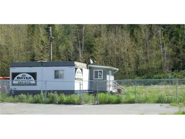 Main Photo: 4908 CONTINENTAL Way in PRINCE GEORGE: BCR Industrial Commercial for sale (PG City South East (Zone 75))  : MLS®# N4506223