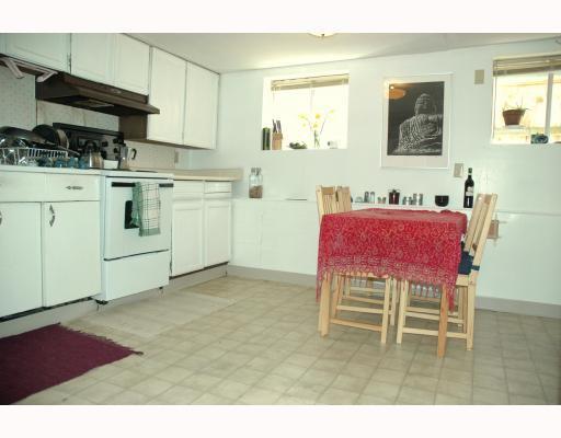 Photo 8: Photos: 3449 W 6TH AV in : Kitsilano House for sale : MLS®# V781504