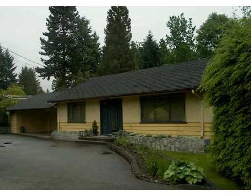 Main Photo: 1440 MOUNTAIN Highway in North Vancouver: Westlynn House for sale : MLS®# V593200