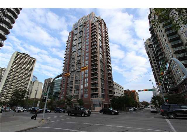Main Photo: 1605 650 10 Street SW in CALGARY: Downtown West End Condo for sale (Calgary)  : MLS®# C3634020