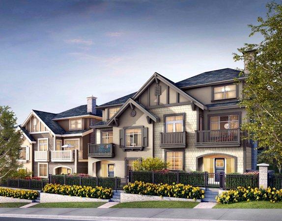 Main Photo: # 48 3400 DEVONSHIRE AV in Coquitlam: Burke Mountain Condo for sale : MLS®# V1136888