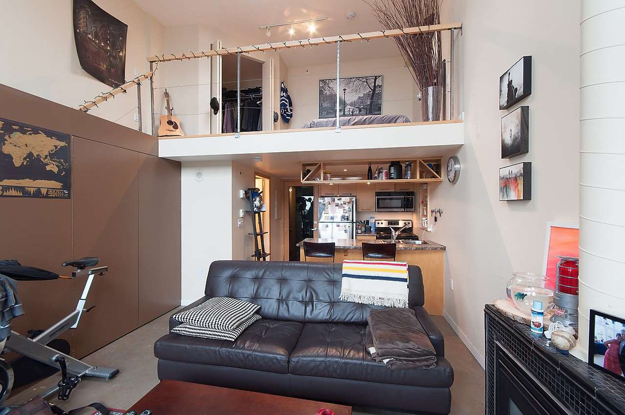 Main Photo: 806 22 E CORDOVA STREET in Vancouver: Downtown VE Condo for sale (Vancouver East)  : MLS®# R2035177