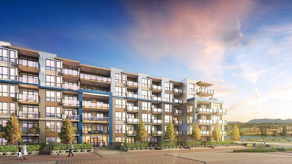 Main Photo: 117 10177 River Drive in Richmond: Bridgeport RI Condo for sale