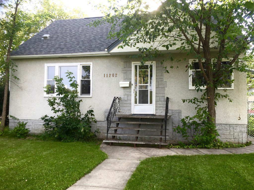 Main Photo: 11202 131 Street NW: Edmonton House for sale