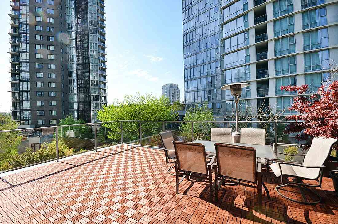 Main Photo: 501 1495 RICHARDS STREET in Vancouver: Yaletown Condo for sale (Vancouver West)  : MLS®# R2137115