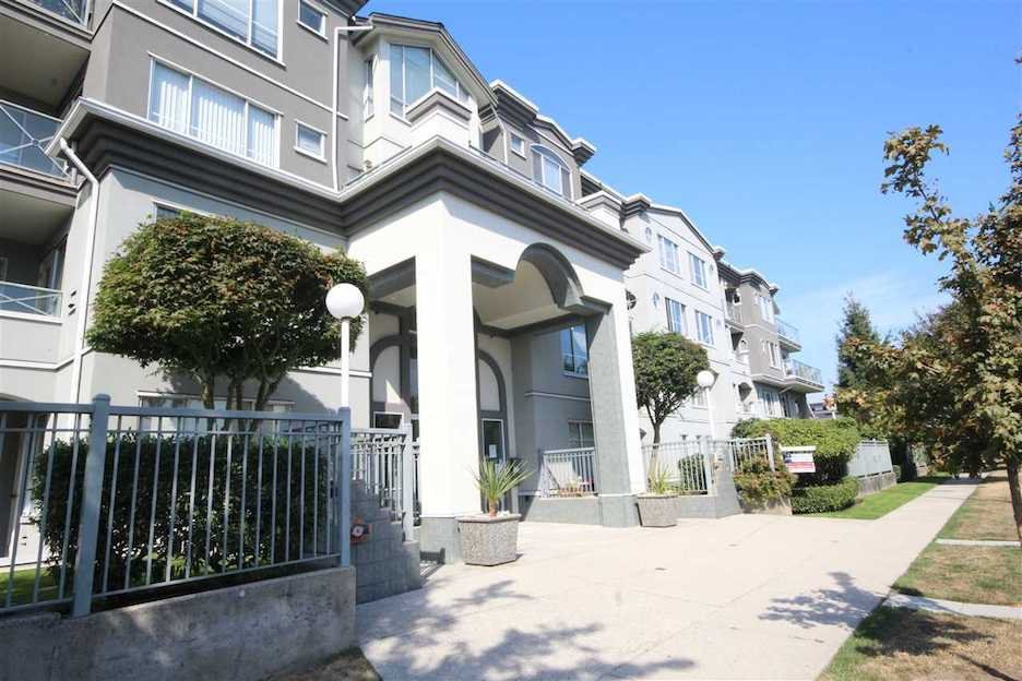 Main Photo: 308 6475 CHESTER STREET in Vancouver: Fraser VE Condo for sale (Vancouver East)  : MLS®# R2324280