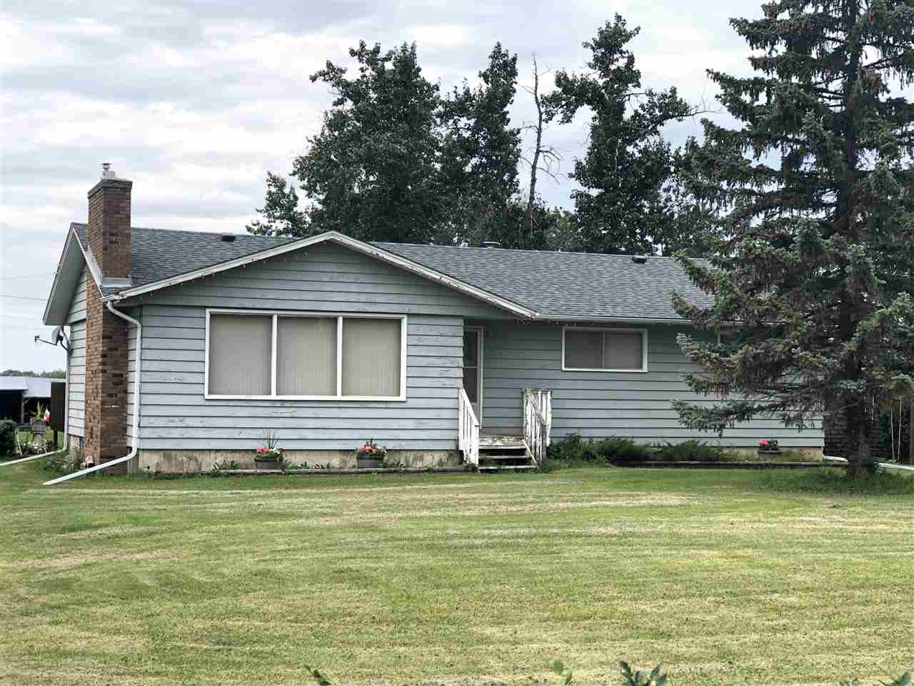 Main Photo: 59432 RGE RD 270: Rural Westlock County House for sale : MLS®# E4170741