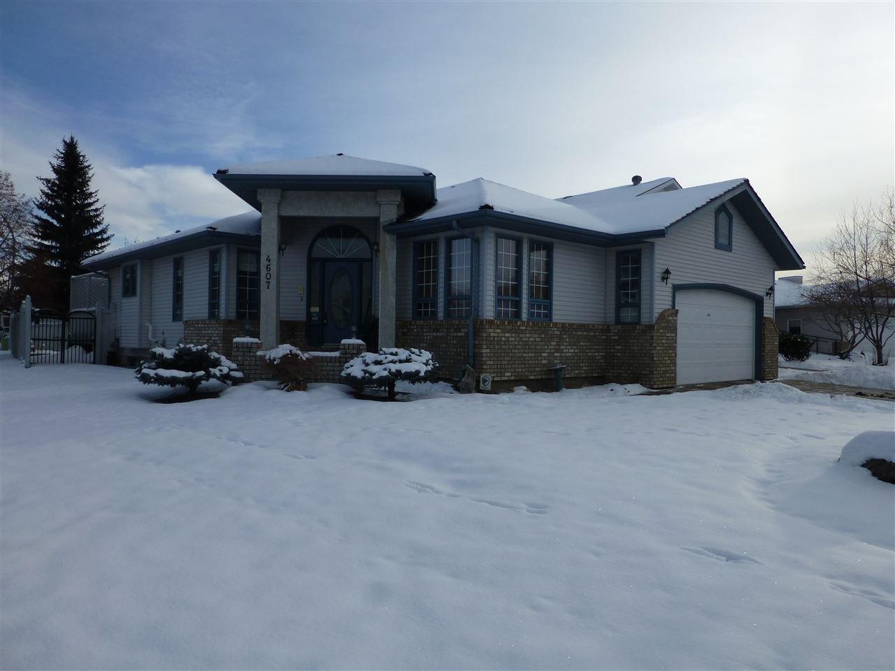 Main Photo: 4607 43A Avenue in Edmonton: Zone 29 House for sale : MLS®# E4182913