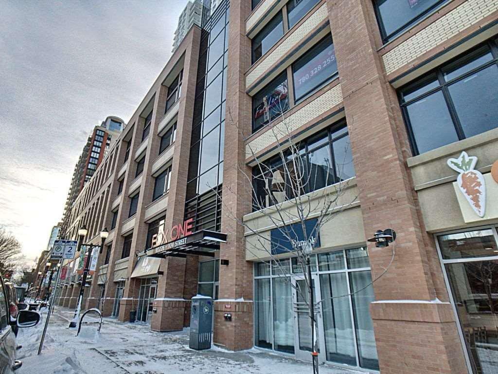 Main Photo: 2404 10226 104 Street in Edmonton: Zone 12 Condo for sale : MLS®# E4184020