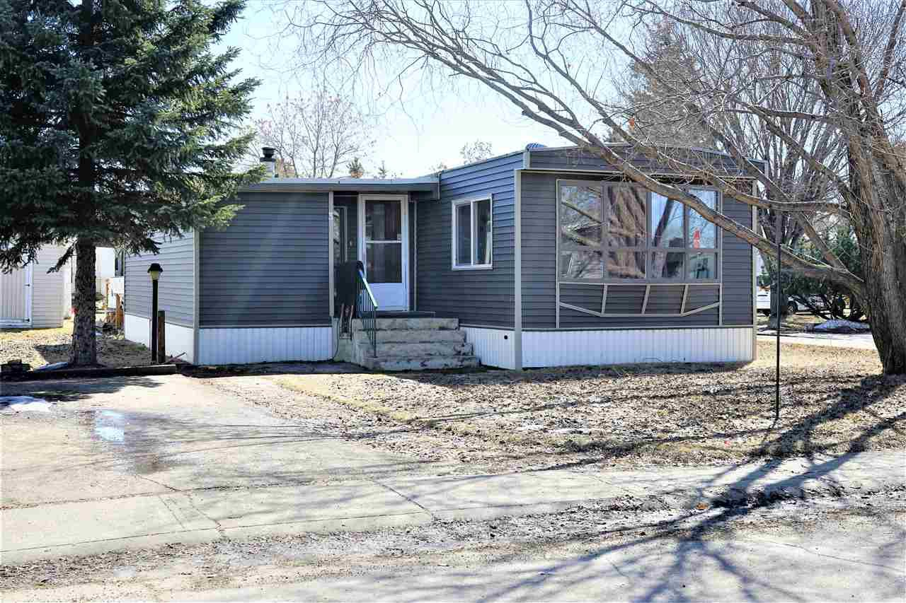 Main Photo: 3 Meadow Drive in Edmonton: Zone 42 Mobile for sale : MLS®# E4194777