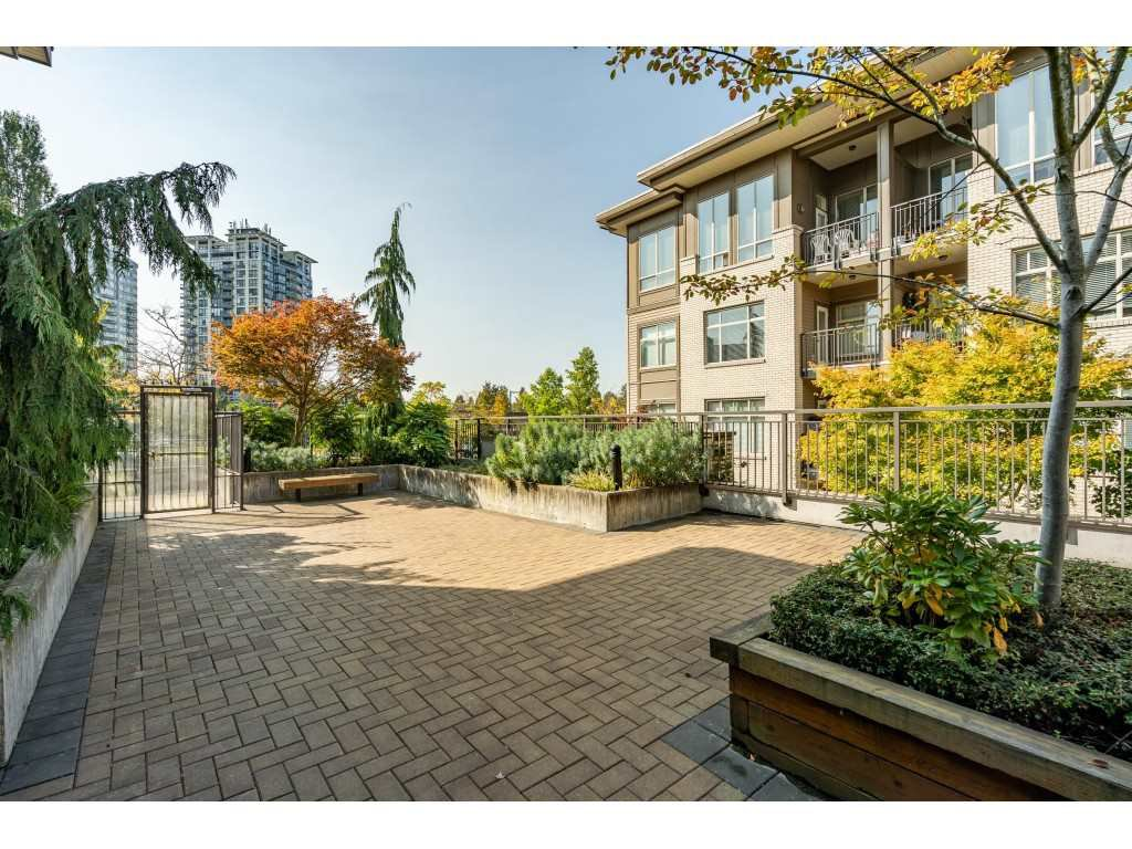 "Main Photo: 213 13468 KING GEORGE Boulevard in Surrey: Whalley Condo for sale in ""BROOKLAND"" (North Surrey)  : MLS®# R2526441"