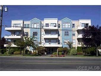 Main Photo: 103 1536 Hillside Ave in VICTORIA: Vi Oaklands Condo for sale (Victoria)  : MLS®# 327160