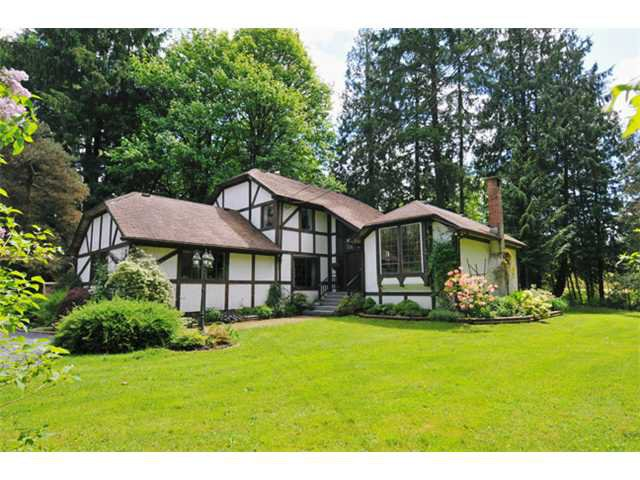 Main Photo: 22732 132ND Avenue in Maple Ridge: East Central House for sale : MLS®# V952117