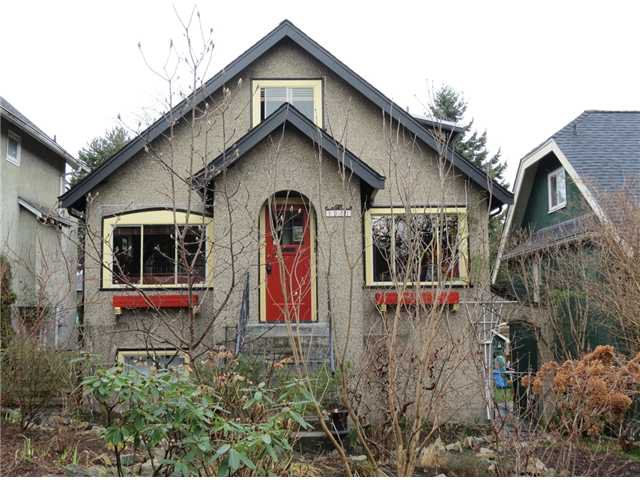 Main Photo: 1321 E 18TH Avenue in Vancouver: Knight House for sale (Vancouver East)  : MLS®# V994014