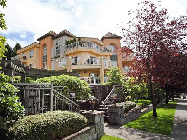 "Main Photo: # 404 519 12TH ST in New Westminster: Uptown NW Condo for sale in ""KINGSGATE HOUSE"" : MLS®# V1020580"