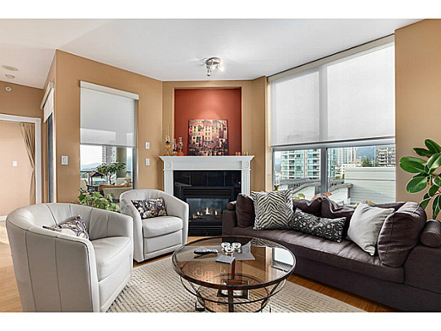 "Main Photo: 601 160 E 13TH Street in North Vancouver: Central Lonsdale Condo for sale in ""THE GRANDE"" : MLS®# V1027451"