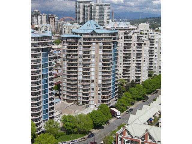 Main Photo: # 1703 1235 QUAYSIDE DR in New Westminster: Quay Condo for sale : MLS®# V1061071