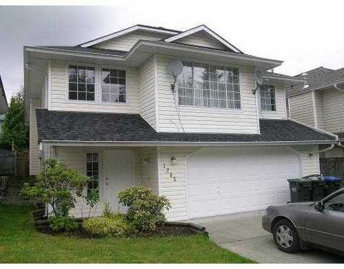 Main Photo: 1245 HALIFAX Ave in Port Coquitlam: Oxford Heights Home for sale ()  : MLS®# V670485