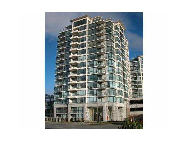 Main Photo: # 1503 7555 ALDERBRIDGE WY in Richmond: Brighouse Condo for sale : MLS®# V1042967