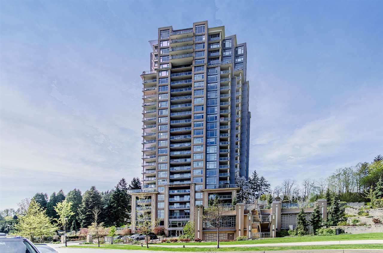 Main Photo: 2102 280 ROSS DRIVE in New Westminster: Fraserview NW Condo for sale : MLS®# R2098535