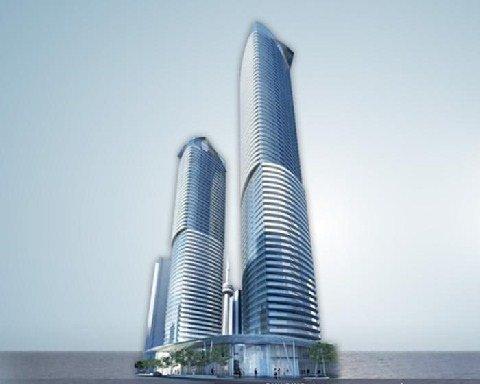 Main Photo: 14 York St Unit #4003 in Toronto: Waterfront Communities C1 Condo for sale (Toronto C01)  : MLS®# C3706392