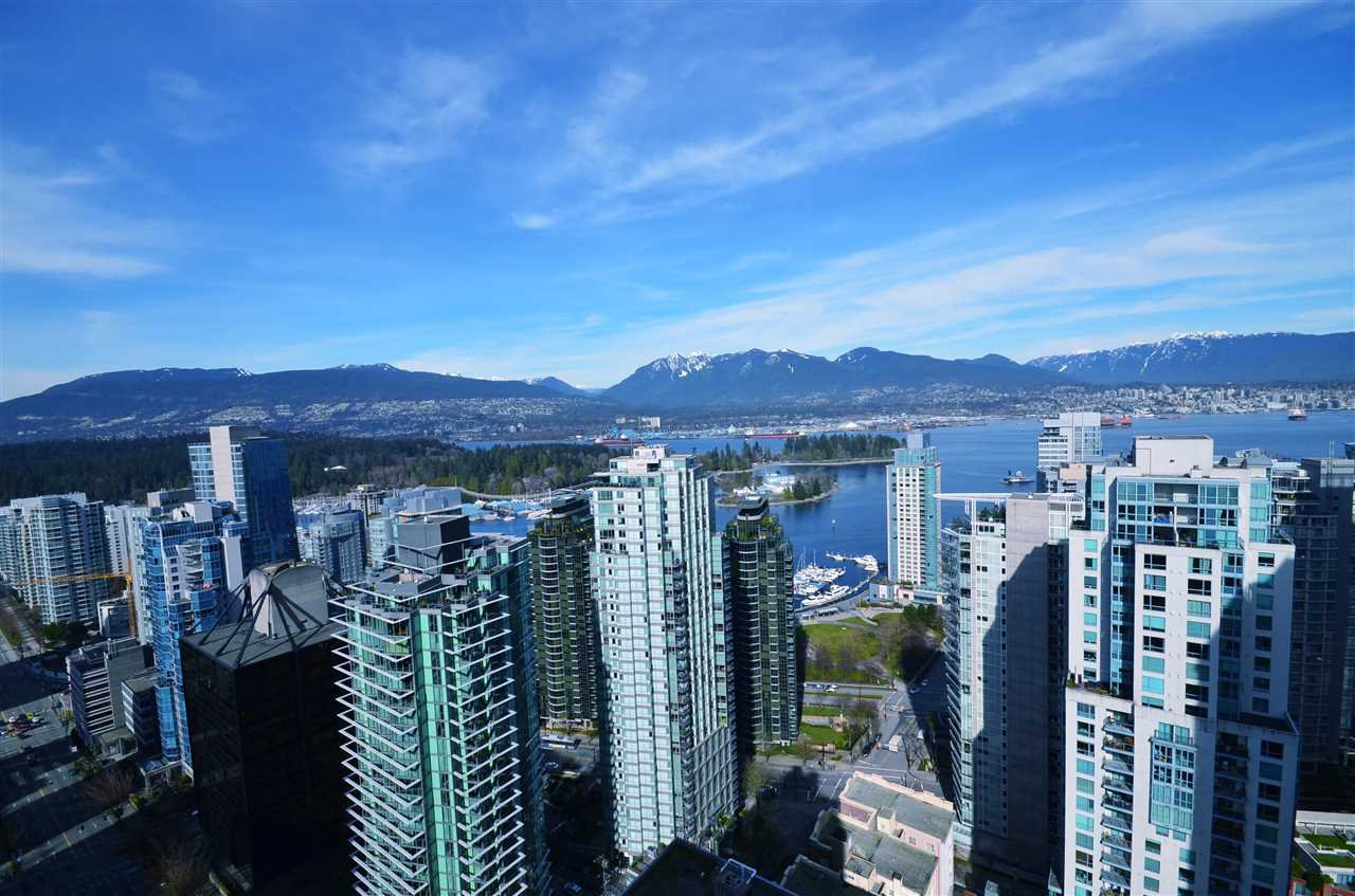 Main Photo: PH6 1288 W GEORGIA STREET in Vancouver: West End VW Condo for sale (Vancouver West)  : MLS®# R2246566