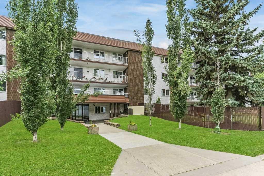 Main Photo: 311 14810 51 Avenue in Edmonton: Zone 14 Condo for sale : MLS®# E4165704
