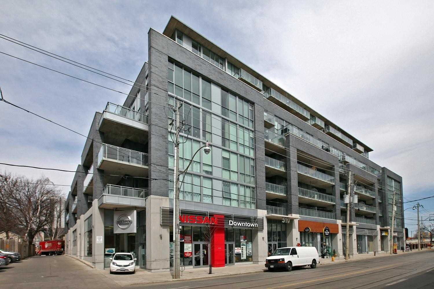 Main Photo: Ph815 510 E King Street in Toronto: Moss Park Condo for lease (Toronto C08)  : MLS®# C4532633