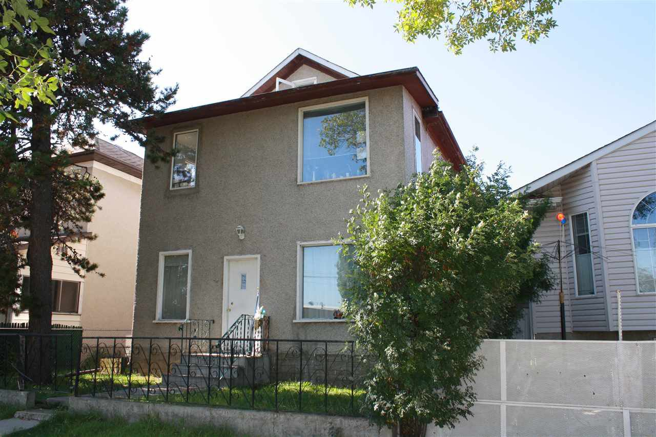 Main Photo: 11414 81 Street NW in Edmonton: Zone 05 House for sale : MLS®# E4173494