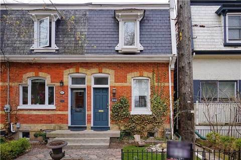 Main Photo: 444 Sumach St, Toronto, Ontario M4X1V7 in Toronto: Semi-Detached for sale (Cabbagetown-South St. James Town)  : MLS®# C3184327