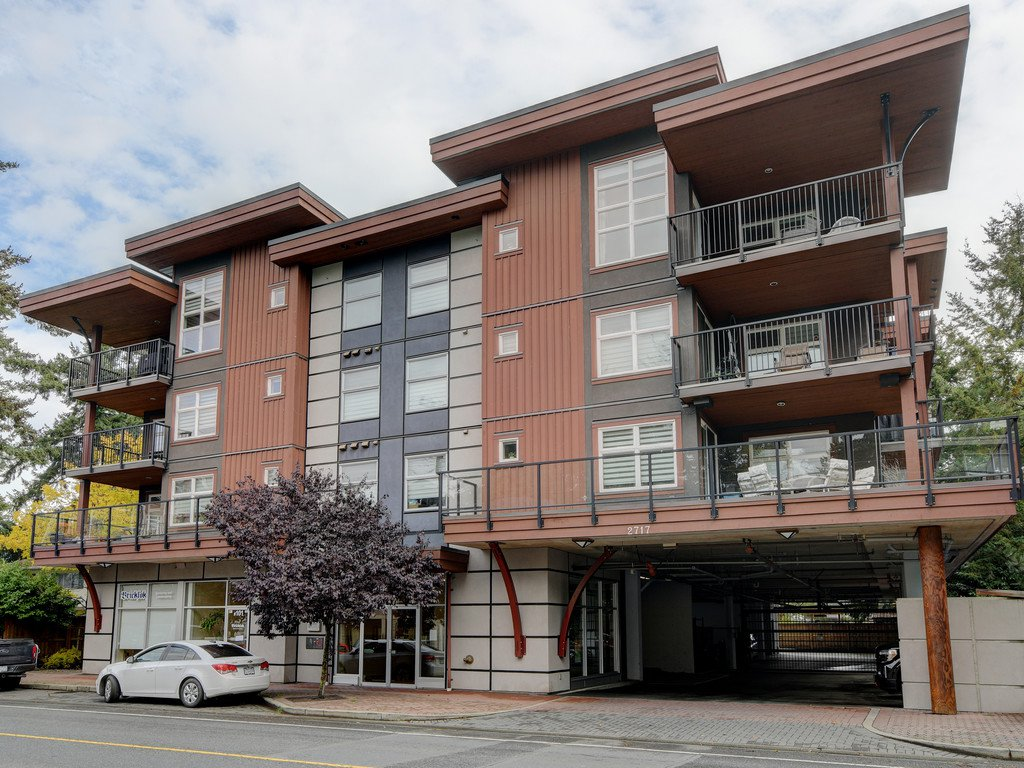 Main Photo: 402 2717 Peatt Road in VICTORIA: La Langford Proper Condo Apartment for sale (Langford)  : MLS®# 417061