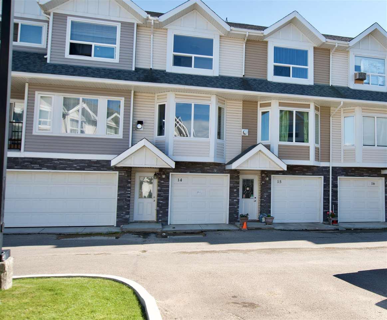 Main Photo: 13215 153 Avenue in Edmonton: Zone 27 Townhouse for sale : MLS®# E4207586