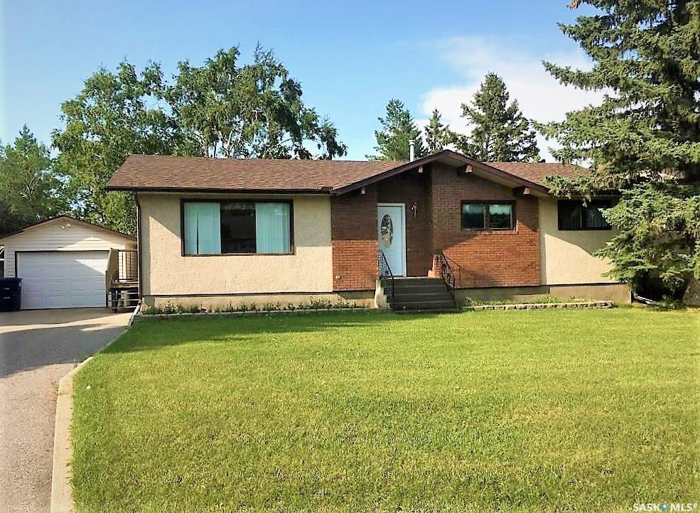 Main Photo: 206 George Crescent in Esterhazy: Residential for sale : MLS®# SK821739