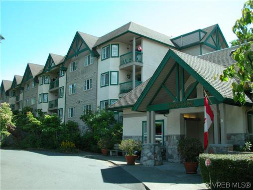 Main Photo: 222 290 Island Highway in VICTORIA: VR View Royal Condo Apartment for sale (View Royal)  : MLS®# 313632