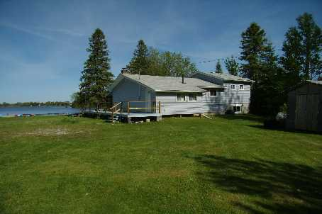 Main Photo: 43 Cedar Bay Road in Kawartha Lakes: Rural Carden House (Bungalow) for sale : MLS®# X2544328