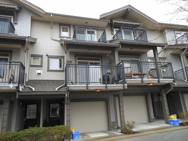 Main Photo: # 38 20326 68 AV in Langley: Willoughby Heights Townhouse for sale : MLS®# F1303648