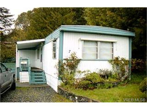 Main Photo:  in VICTORIA: La Mill Hill Manufactured Home for sale (Langford)  : MLS®# 372441