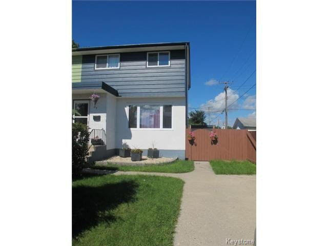 Main Photo:  in WINNIPEG: Windsor Park / Southdale / Island Lakes Residential for sale (South East Winnipeg)  : MLS®# 1416041