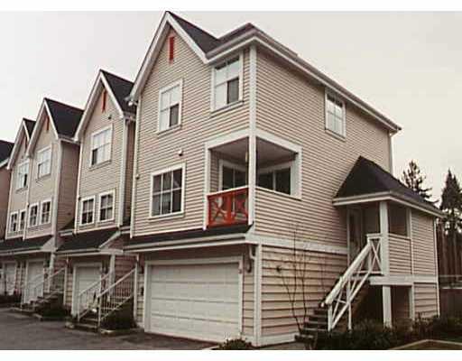 Main Photo: 14 2450 HAWTHORNE AV in Port_Coquitlam: Central Pt Coquitlam Townhouse for sale (Port Coquitlam)  : MLS®# V337404