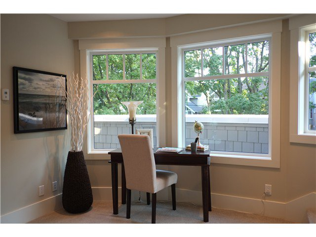 Photo 4: Photos: 2346 W 8TH Avenue in Vancouver: Kitsilano Townhouse  (Vancouver West)  : MLS®# V1081681