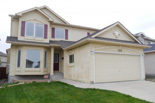 Main Photo: 100 Craigmohr Drive in Winnipeg: Richmond West Single Family Detached for sale (South Winnipeg)  : MLS®# 1421068