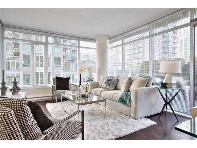 Main Photo: # 803 888 HOMER ST in Vancouver: Downtown VW Condo for sale (Vancouver West)  : MLS®# V1092886