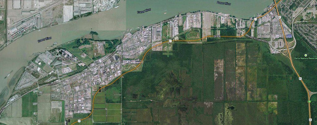 Main Photo: Tilbury Industrial Park in Delta: East Delta Home for sale (Ladner)