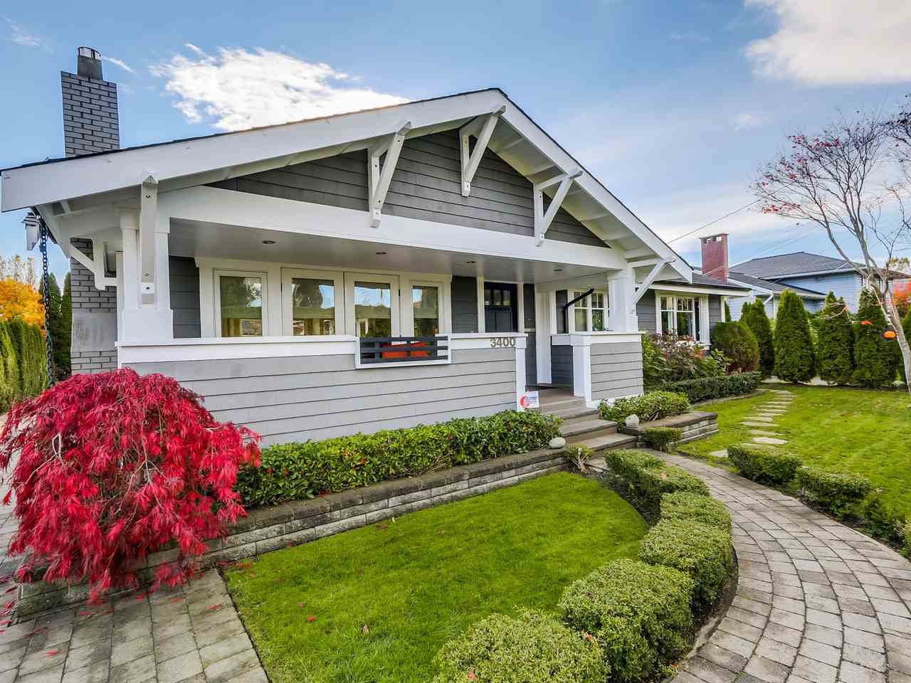 Main Photo: 3400 FRANCIS ROAD in Richmond: Seafair House for sale : MLS®# R2012831