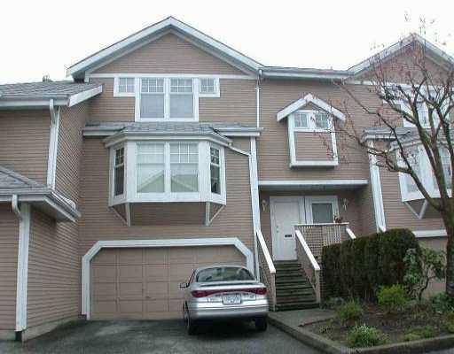 "Main Photo: 45 1140 FALCON DR in Coquitlam: Eagle Ridge CQ Townhouse for sale in ""FALCON GATE"" : MLS®# V529253"